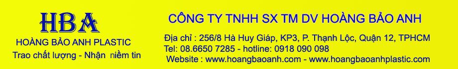 HOÀNG BẢO ANH COMPANY